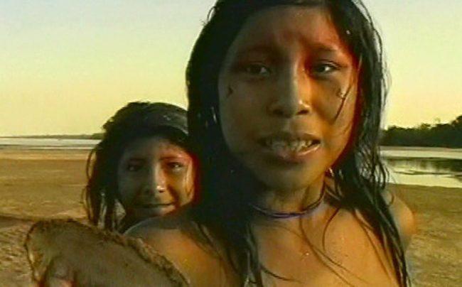 Das Crianças Ikepeng Para O Mundo Site