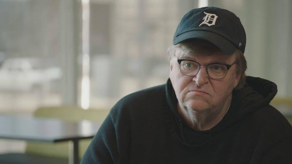 Fahrenheit 11 9 Michael Moore Doclisboa 2018