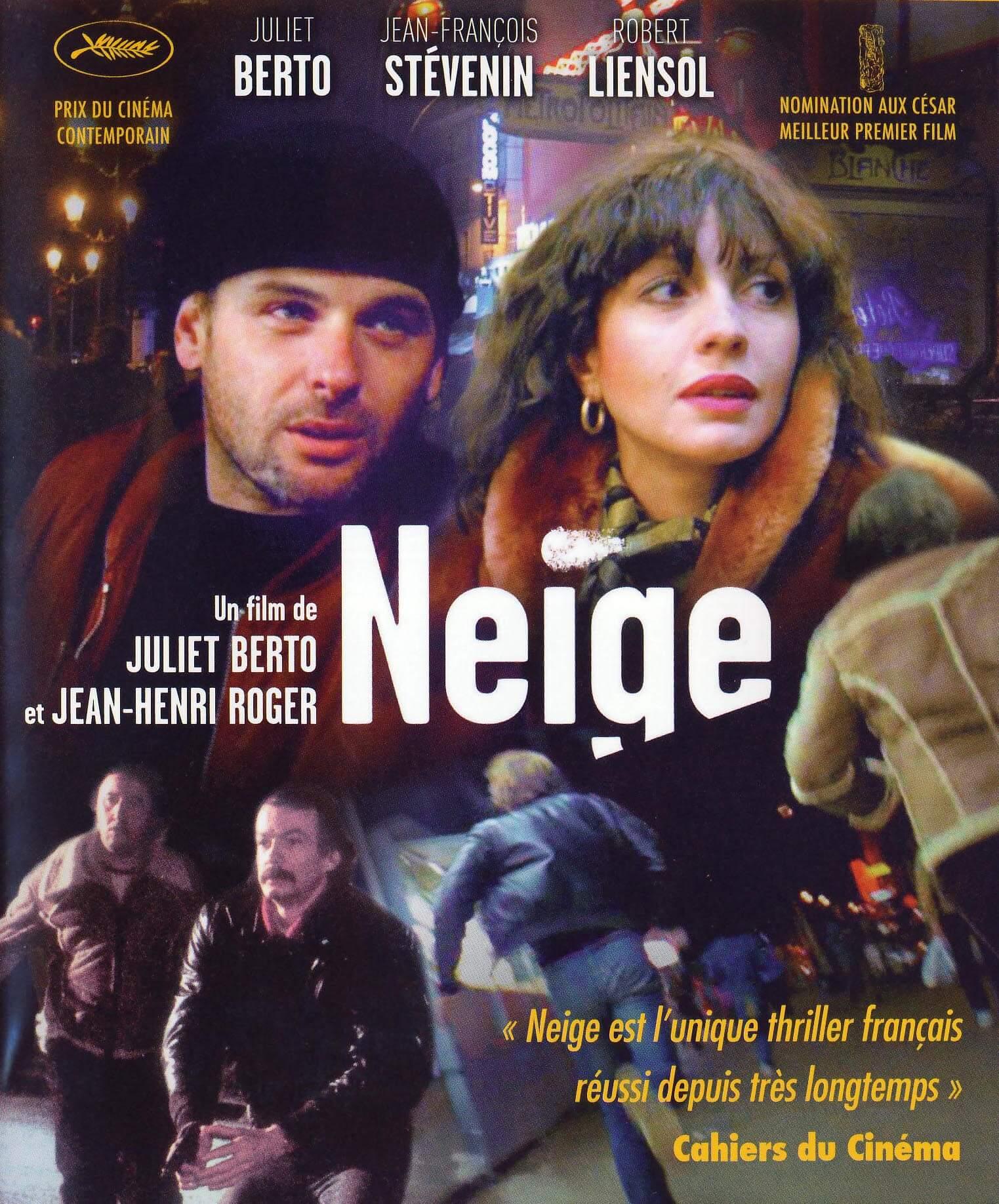 Snow Juliet Berto Jean Henri Roger Doclisboa 2018
