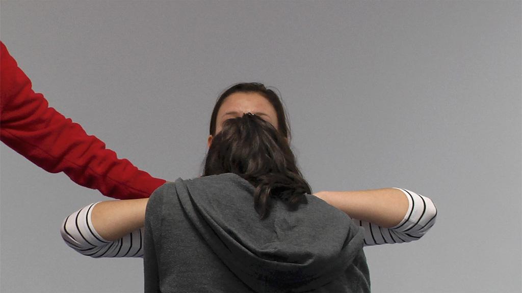 Model Young Gestures Va Kask